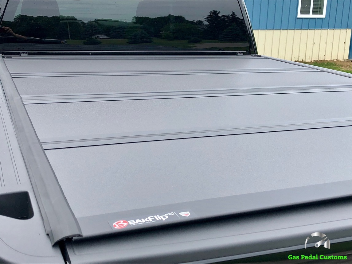 Add security and protection from the elements with a tonneau cover