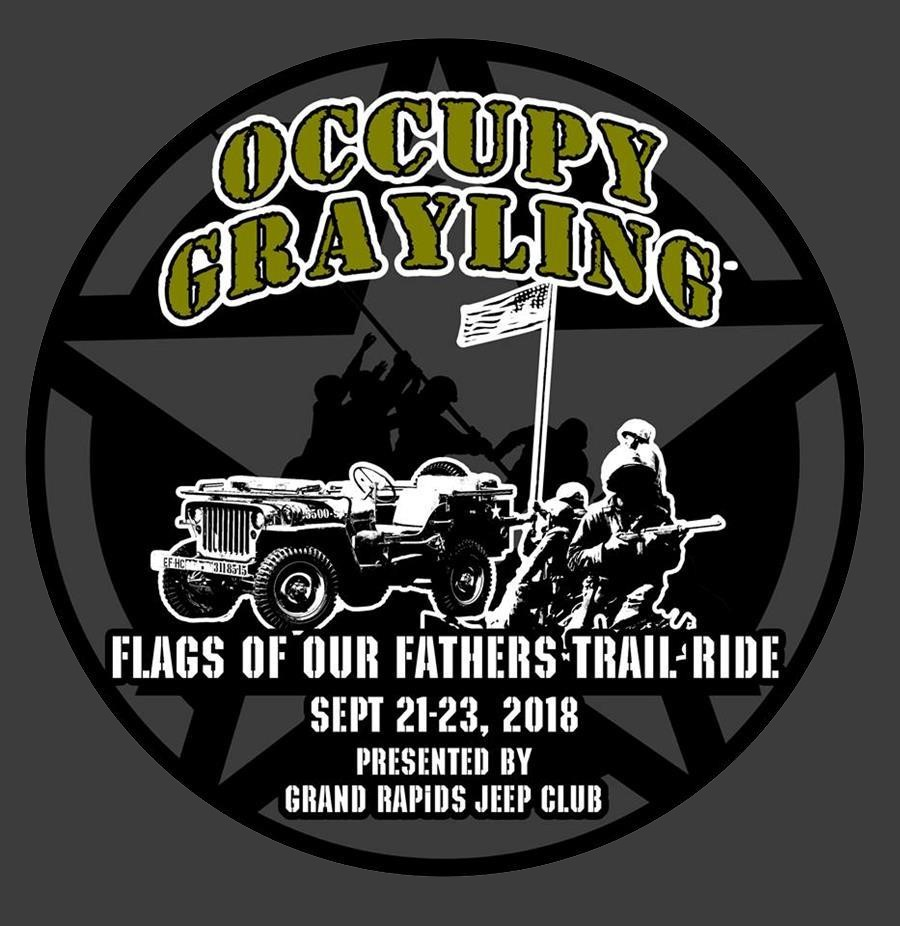 Occupy Grayling - Gas Pedal Customs