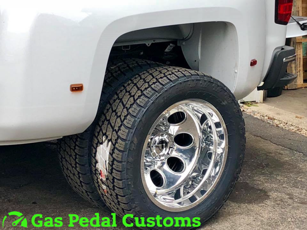 Fuel Offroad Wheels and Nitto Tires