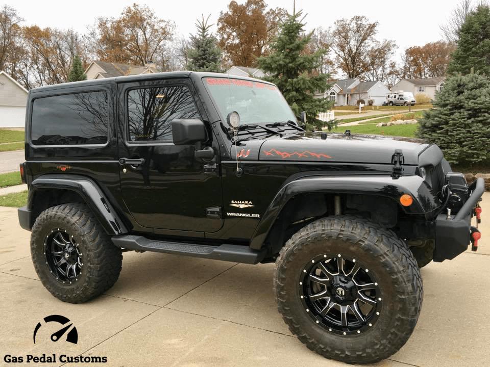 Jeep JK Sahara