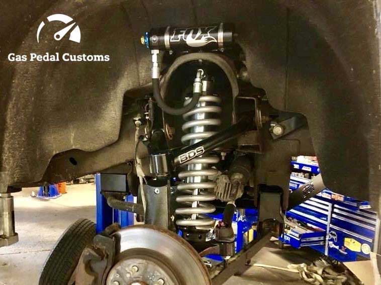 LIFT Packages: Coilover conversions, lift kits, leveling kits... Which will you choose?