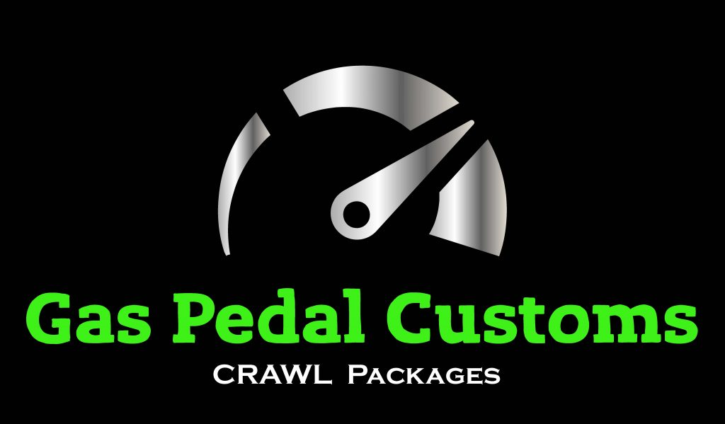CRAWL Packages by Gas Pedal Customs