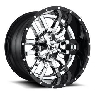 20x10 Fuel D270 SLEDGE Wheels - Gas Pedal Customs - Fuel Offroad