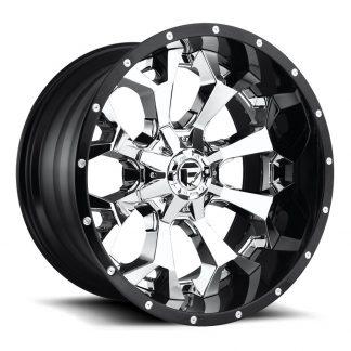 Fuel 20x12 ASSAULT Wheels