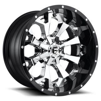 Fuel 22x12 ASSAULT Wheels D24622209847