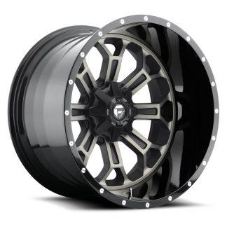 20x12 Fuel CRUSH WheelsD26820202647