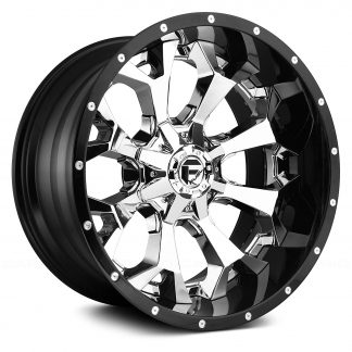 22x12 Fuel D246 ASSAULT Wheels - Gas Pedal Customs