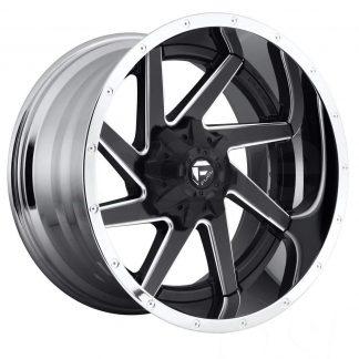 20x12 Fuel D264 RENEGADE Wheels - Gas Pedal Customs