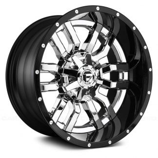 20x12 Fuel D270 SLEDGE Wheels - Gas Pedal Customs - Authorized Fuel Offroad Dealer in Ada, MI 49301