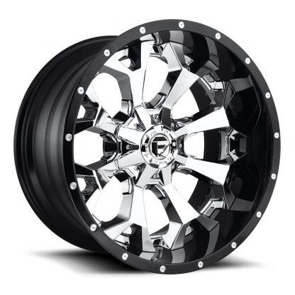 Fuel Offroad Assault D24620008247 - Gas Pedal Customs
