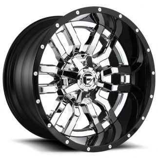 Fuel D270 SLEDGE Wheels 20x10 - Gas Pedal Customs