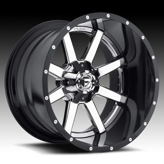 Fuel Offroad 20x10 Maverick Wheels - Gas Pedal Customs