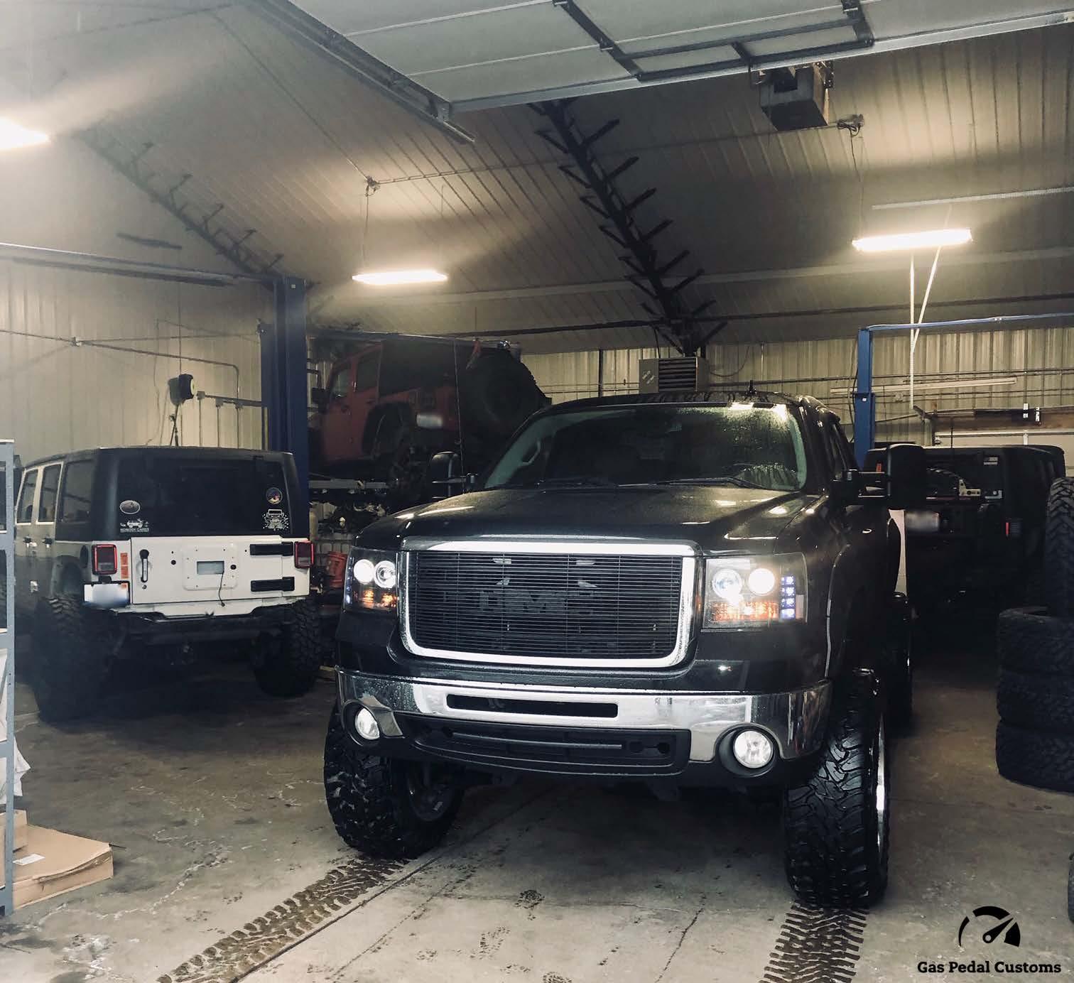 Automotive Jobs West Michigan - Gas Pedal Customs Careers