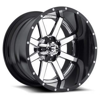 Fuel 24x12 MAVERICK Wheels D26024209847