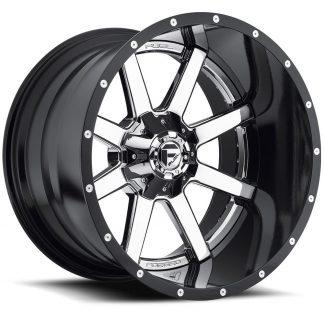 Fuel 22x12 MAVERICK Wheels D26022208247