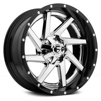 20x10 Fuel RENEGADE Wheels - D26320001847
