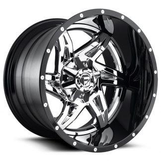 20x12 Fuel ROCKER D27220201747 - Gas Pedal Customs