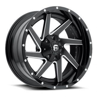 Fuel 20x12 RENEGADE Wheels D26520202647