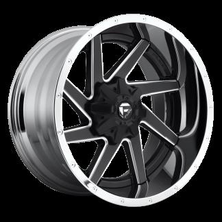 Fuel Renegade Wheels - Gas Pedal Customs