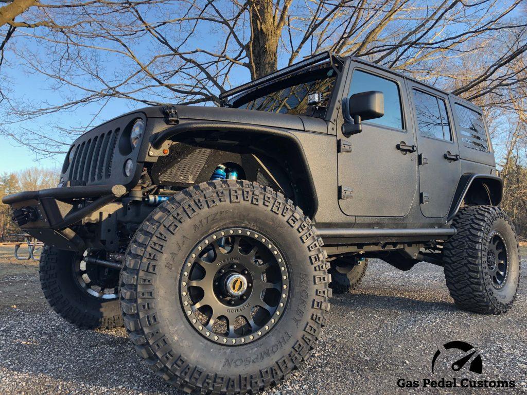 6.4L Hemi Jeep JKU